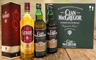 Чем отличается односолодового виски от купажированного