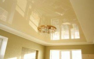 Что лучше матовые или глянцевые натяжные потолки?