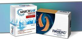 Какой препарат лучше Линекс или Энтерожермина?