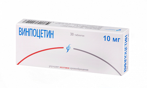Кавинтон или винпоцетин