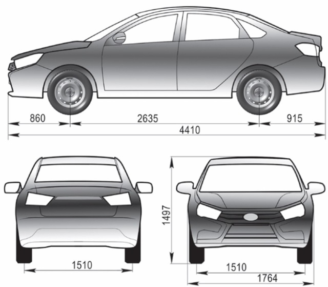volkswagen polo или lada vesta: сравнение и что лучше