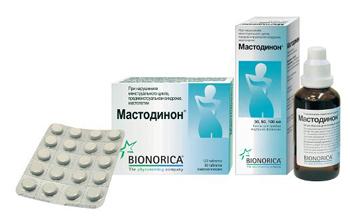 Таблетки или капли Мастодинон — какая форма выпуска лучше?