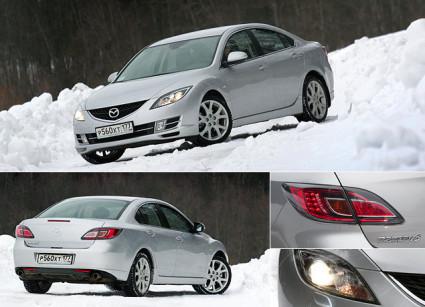 Какой автомобиль лучше honda accord или mazda 6