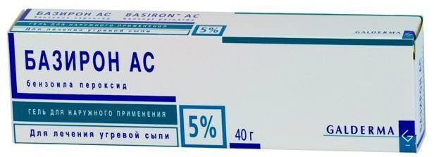 Клензит-С или Базирон АС: сравнение препаратов и что лучше