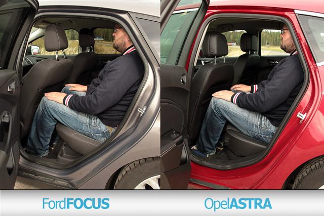 Какой автомобиль лучше Форд Фокус или Опель Астра — сравниваем и выбираем