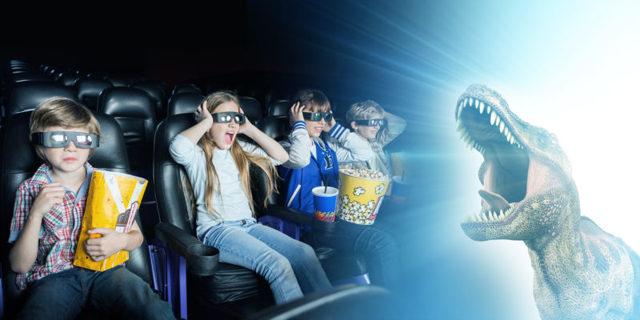 В чем отличия 3Д фильмов от 2Д