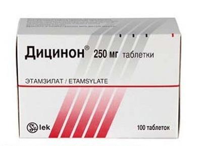 Чем отличаются препараты «Викасол» или «Дицинон» и что лучше