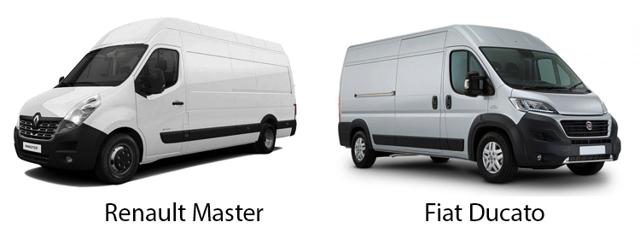 renault master или fiat ducato: сравнение и что лучше