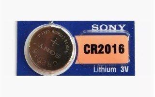 В чем разница между батарейками cr2016 и cr2032