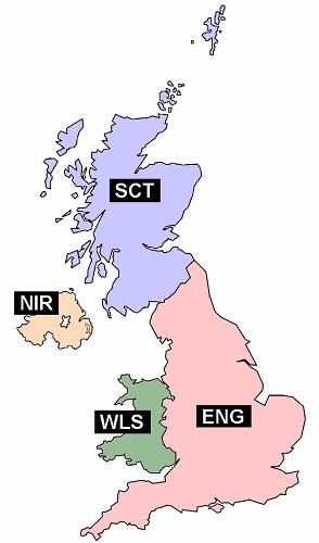 Чем отличается Уэльс от Англии?