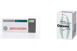 Какое средство лучше выбрать Доксазозин или Омник