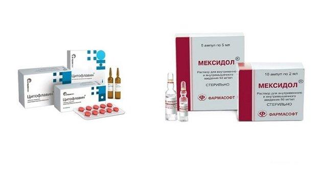 Цитофлавин и Мексидол: в чем разница и что лучше