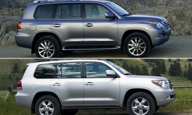 Что лучше Тойота или Лексус: особенности и сравнение марок