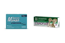Бронхомунал или Ликопид: сравнение, что лучше и эффективнее