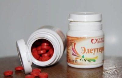 Элеутерококк в таблетках или в виде настойки: особенности и что лучше
