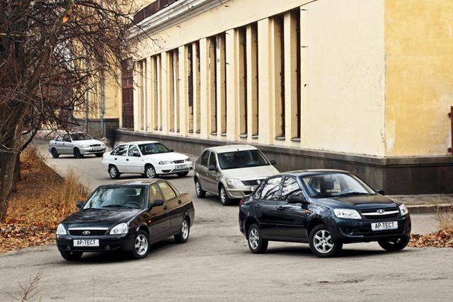 Приора или Ваз 2110: сравнение автомобилей и что лучше