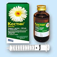 Какое средство лучше «Кестин» или «Цетрин» и чем они отличаются