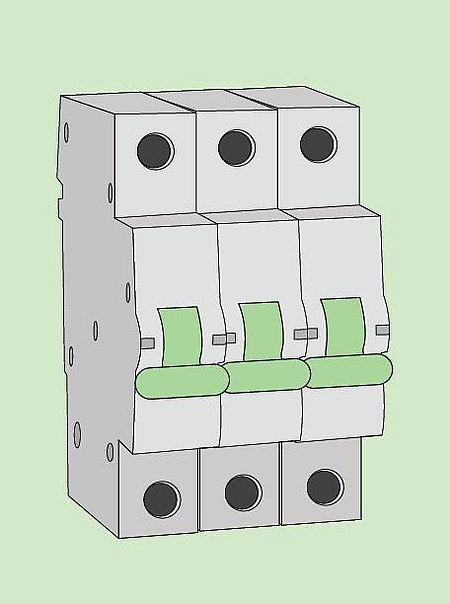 Какой автомат лучше однополюсный или двухполюсный