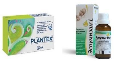 Что эффективнее Плантекс или укропная вода?