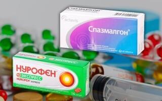 Какое средство от боли лучше Нурофен или Миг?