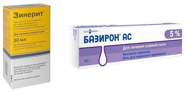 Базирон или Азелик: сравнение препаратов и что лучше