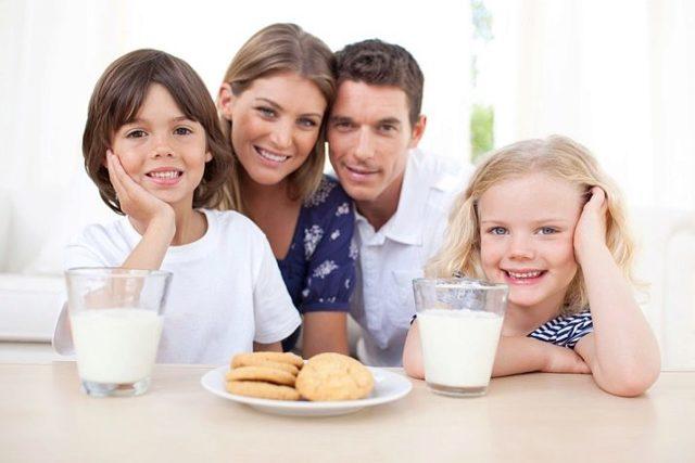 Чем отличается обычное молоко от топленого