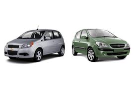 chevrolet aveo или hyundai getz — какой автомобиль лучше взять?