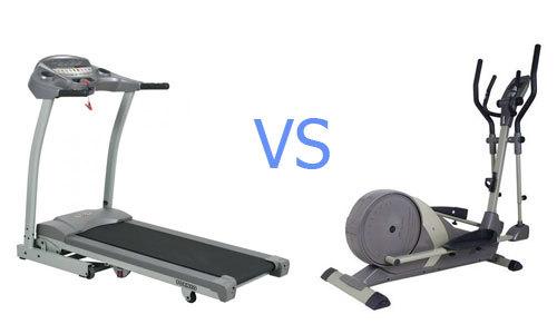 Беговая дорожка и эллиптический тренажер: сравнение и что лучше