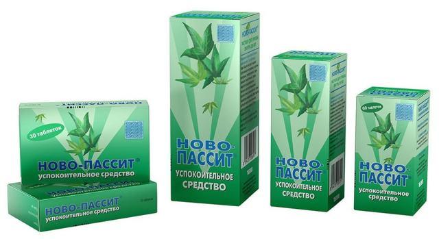 Что лучше Ново-Пассит в форме таблеток или сиропа (раствора) и чем они отличаются?