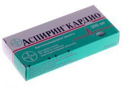 Аспирин кардио и кардиомагнил: в чем разница и что эффективнее