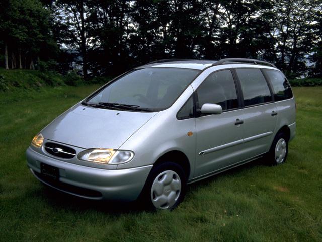 Какой минивэн лучше купить ford galaxy или volkswagen sharan