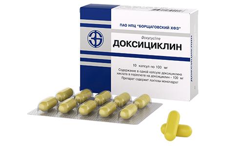 Доксициклин или Метронидазол — какое средство лучше и эффективнее