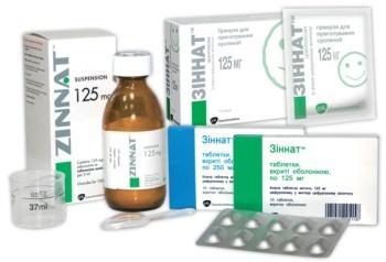 Какой медикамент лучше Зиннат или Сумамед и чем они отличаются