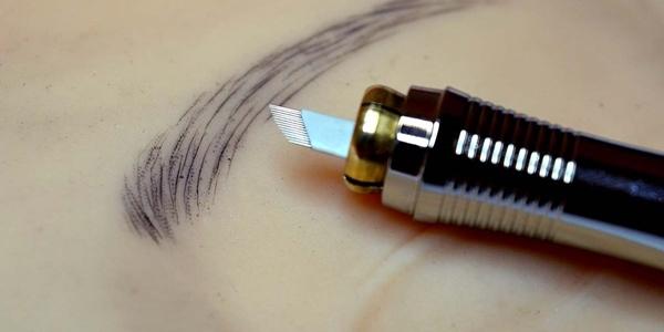 Чем отличается микроблейдинг от татуажа — основные отличия