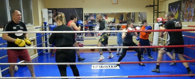Чем отличается классический бокс от тайского бокса