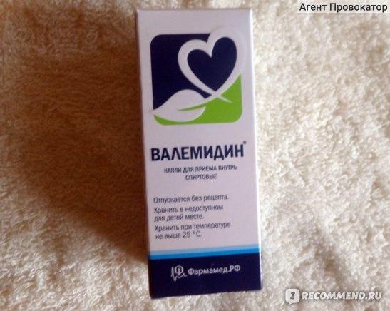 Какое средство лучше Валемидин или Новопассит?