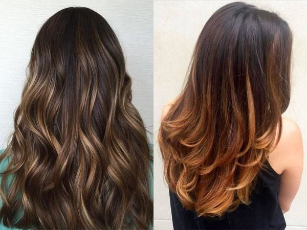 Что выбрать мелирование или колорирование волос: различия и что лучше
