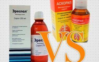 Эреспал и Бромгексин: сравнение препаратов и что лучше